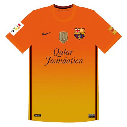 Camisaria Futebol Clube  As camisas que o Barcelona vai usar na ... 51c9fff542c8e