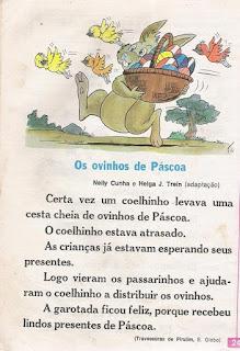 Leitura sobre páscoa