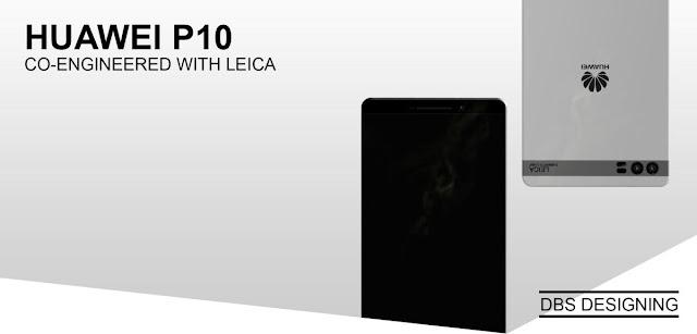 هاتف هواوي الجديد Huawei P10