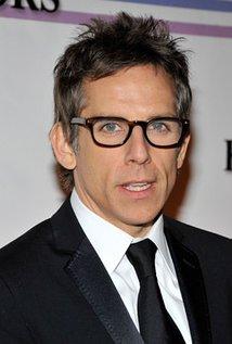 Ben Stiller. Director of Zoolander