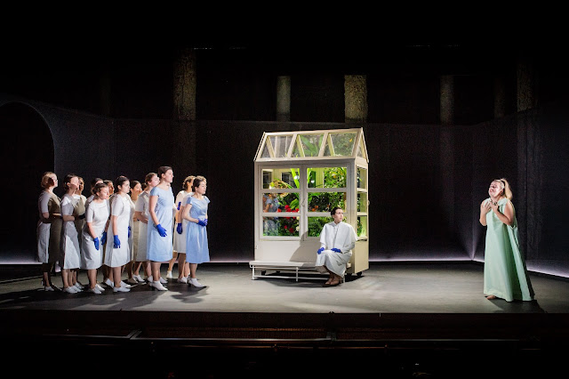 Iolanta and L'Enfant et les sortilèges, Royal Academy of Music, 18 March 2019