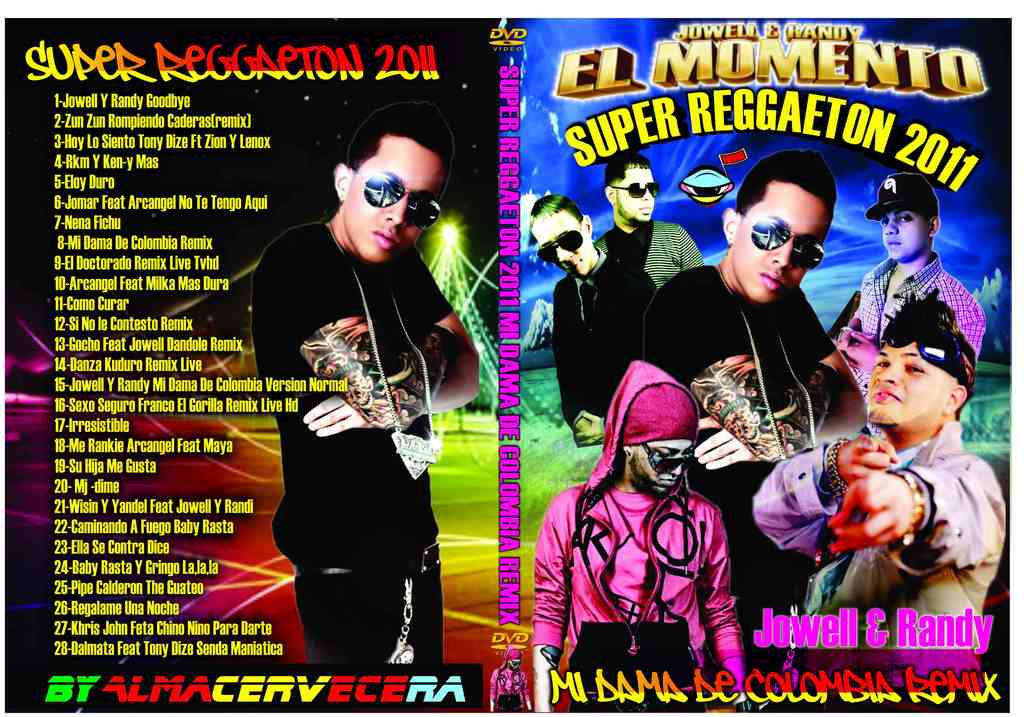Reggaeton Party 2014 Vol 2 21 Songs: Riodvdmusic: Super Reggaeton 2011