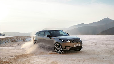 New 2018 Range Rover Velar Wallpaper