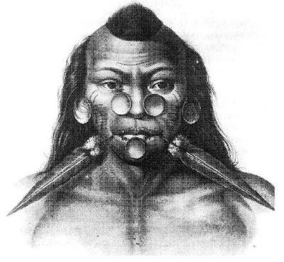 Índio Matsé (Maxuruna)-1