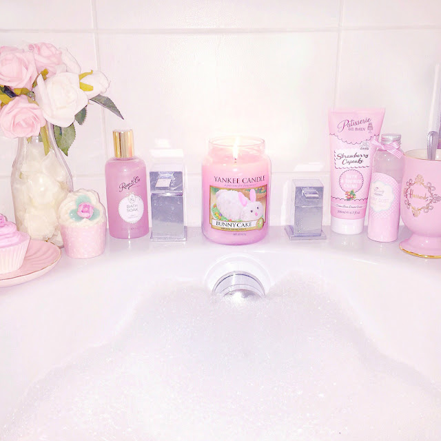 Pink Bubble Bath
