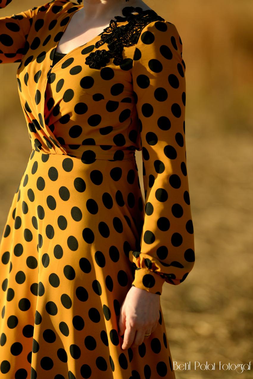 dikiş blogu-kloş etek kesimi-kloş elbise kesimi-kloş elbise dikimi