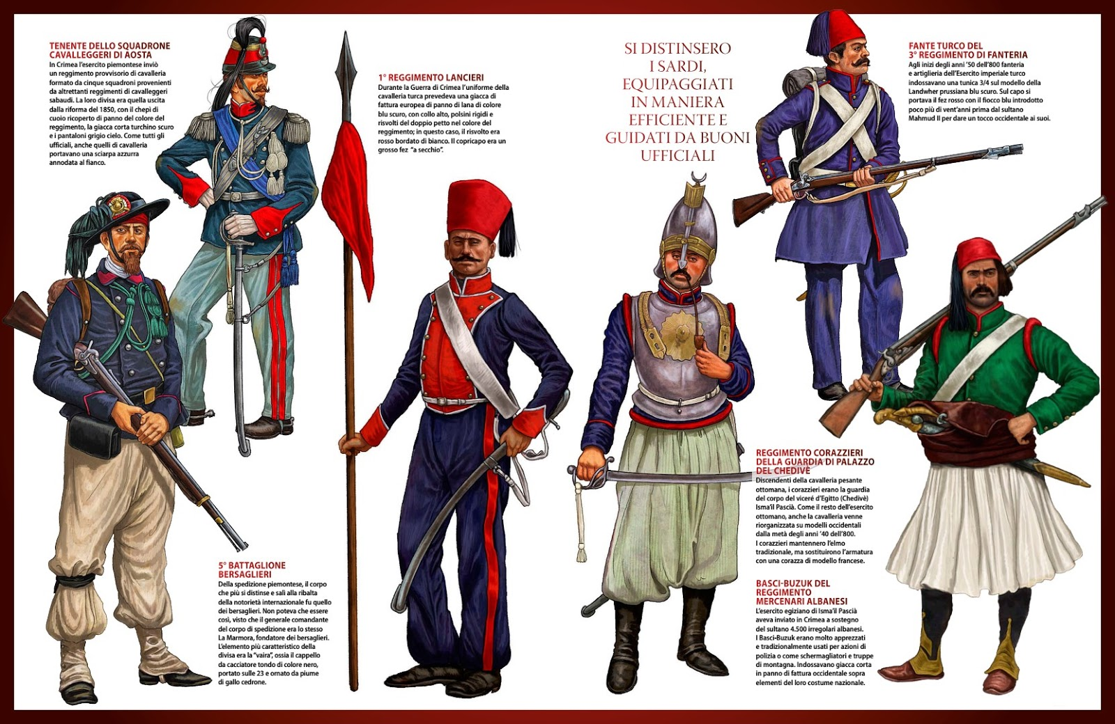 warfare in the age of steam: soldiers of the crimean war