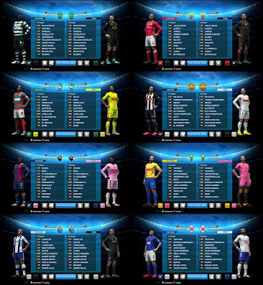 Mini-Pack Liga NOS 2016/2017 by Flash&EVA
