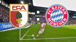 مشاهدة مباراة بايرن ميونخ وأوجسبورج بث مباشر بتاريخ 25-09-2018 الدوري الالماني
