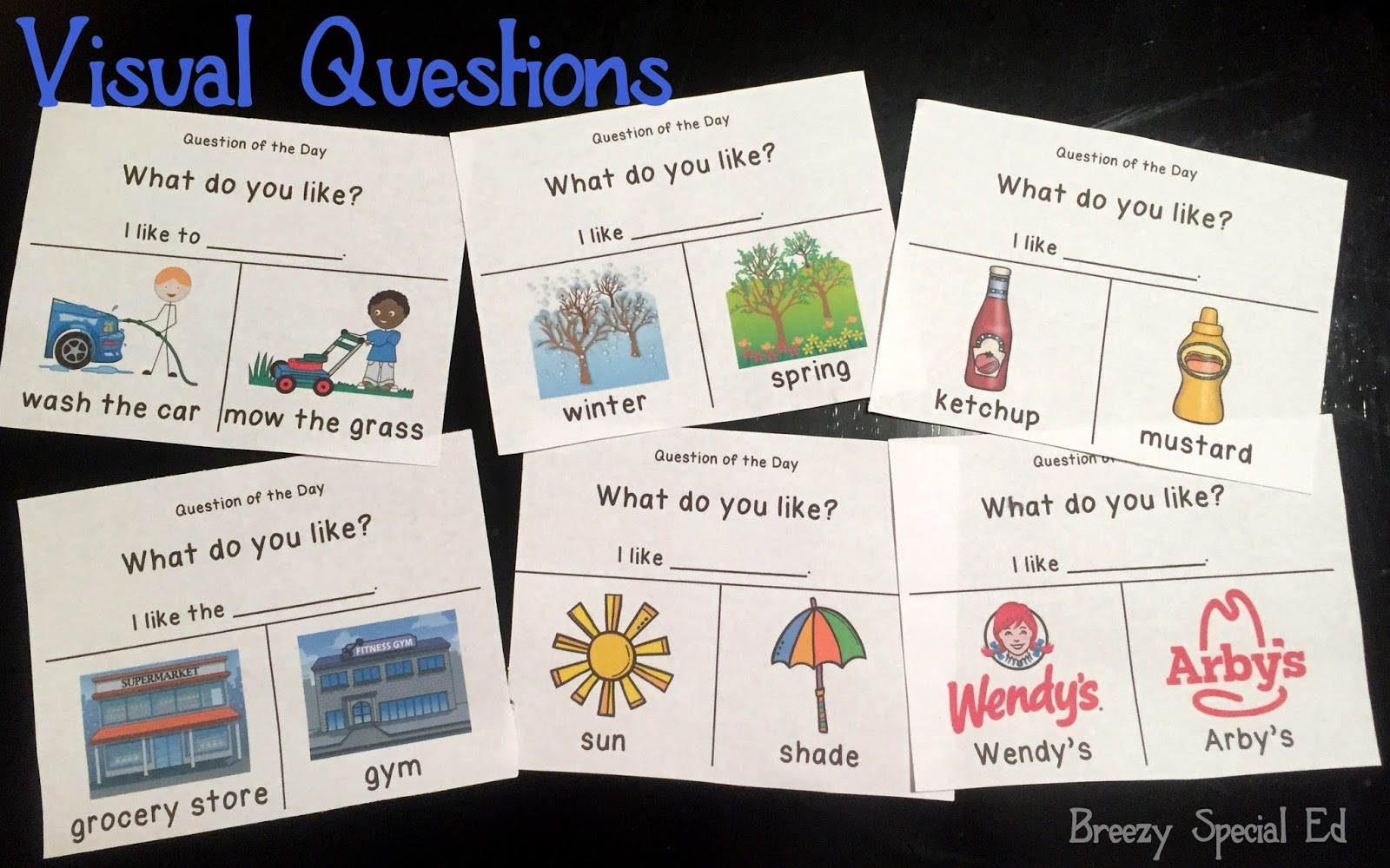 Have We Got Special Education All Wrong >> Errorless Daily Questions A Great Way To Start Class Breezy
