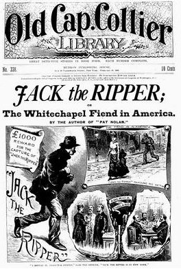 Jack The Ripper Newspaper