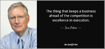Quotes on excellence in business