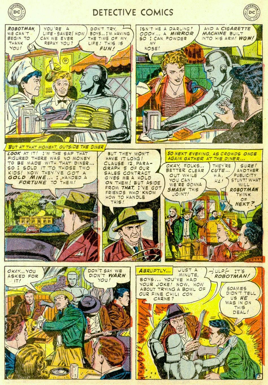 Read online Detective Comics (1937) comic -  Issue #184 - 29