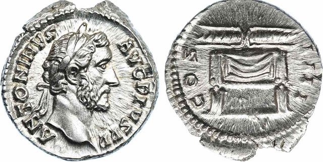 Moneda romana y Derecho romano