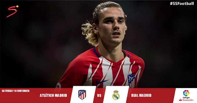 Real Madrid v Atletico Madrid Live On GOtv MAX this weekend at new stadium