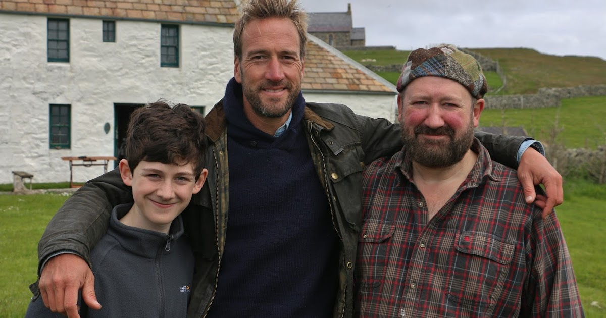 Fair Isle: After... Ben Fogle - New Lives In the Wild UK
