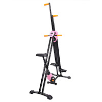 Ancheer Vertical Climber & Exercise Bike in 1 Machine, image, review features & specifications