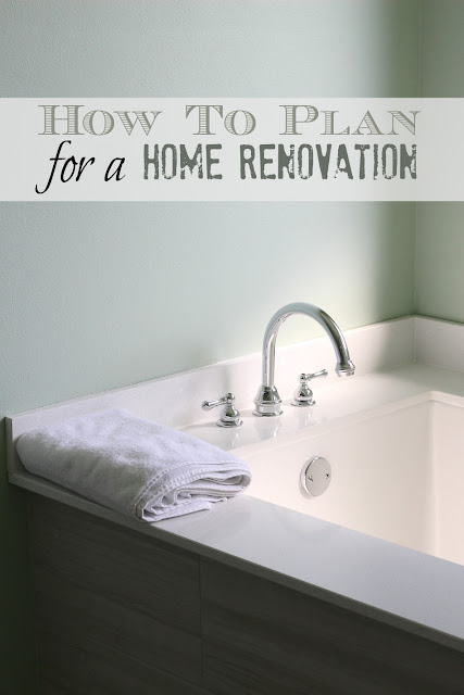 Helpful tips and tools if you're planning a home renovation
