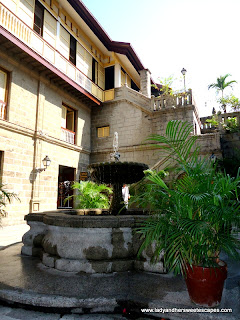 inside 2 Casa Manila at Intramuros