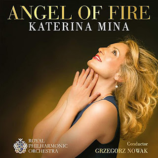 Angel of Fire - Katerina Mina - Royal Philharmonic Orchestra