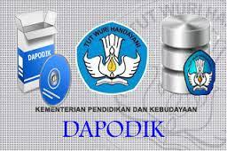 Batas Waktu Singkron Dapodik 2017/2018