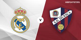 لعبة ريال مدريد هويسكا مباشر