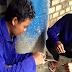 Perbaikan Instalasi Listrik Di Rumah-Rumah Desa Brakas Dajah