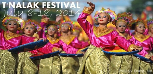 T'nalak Festival 2014 set on July 8-18 | Schedule of Activities | I Love South Cotabato