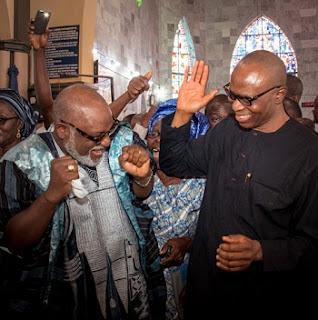 How Gov. Mimiko Aided Akeredolu's Victory In Ondo - PDP Senator Reveals Top Secret