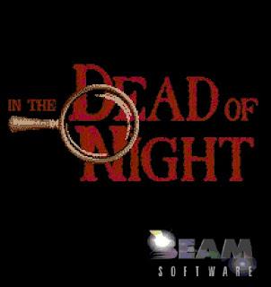 Portada Videojuego In the Dead of Night