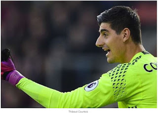 Chelsea Keeper, Thibaut Courtois Finally Makes Decision on Real Madrid Offer