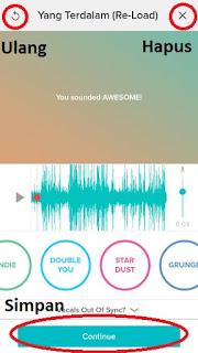 Smule Sing! Aplikasi Karaoke Untuk Android dan Iphone #18