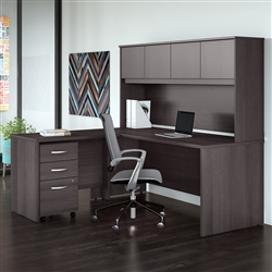 STC006 Studio C L shaped Desk