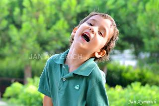 Sesión de fotos infantil: Iker - Sesión en exterior