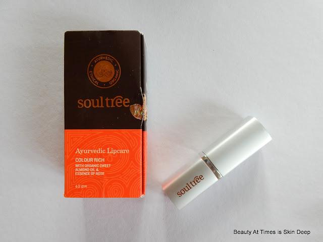 Soultree Lipstick