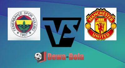 Fenerbahce vs Manchester United 4 november 2016