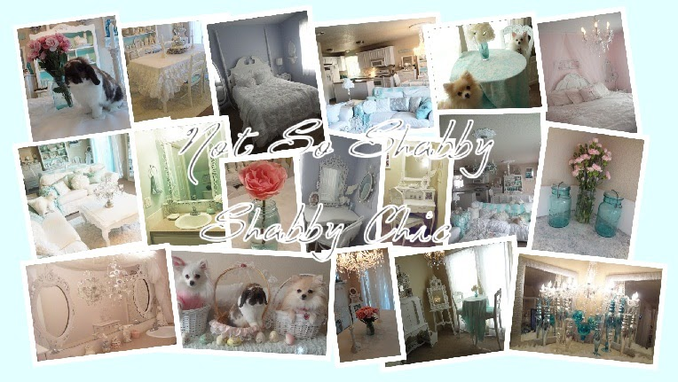 best shabby chic blogs not so shabby shabby chic headers 10462