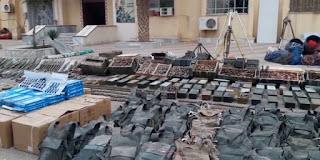 όπλα στους Κούρδους της YPG