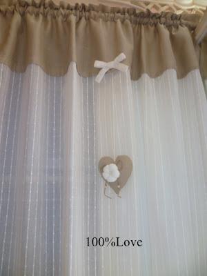 100LOVE Tende CountryShabby