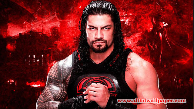 High Definition Wallpapers of Roman Reigns