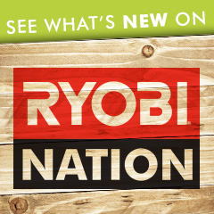 Ryobi Nation diy projects