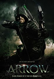Arrow English 720p WEB-DL 300MB ESubs
