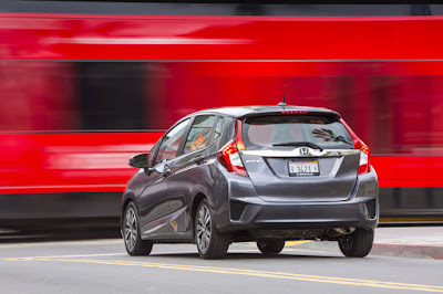 The Honda Fit is a Kelley Blue Book 10 Best Back-to-School Cars