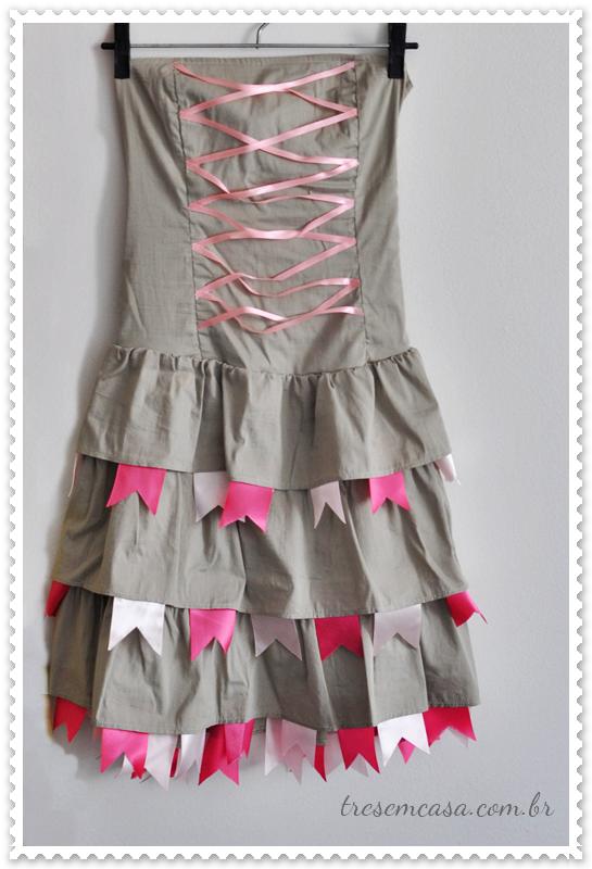 cutomizar roupa festa junina