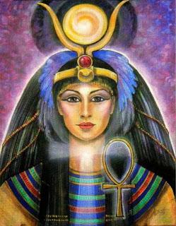 la diosa poderosa