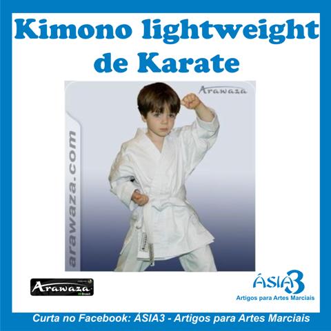 35307285e Kimono Lightweight WKF aproved (Edição Douglas Brose)