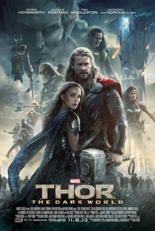 Thor 2 Dark World movie poster