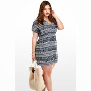 0b06a8215e Vestidos moda casual para gorditas – Vestidos de fiesta