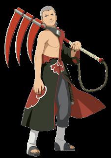 Hidan-Akatsuki-personagens-naruto