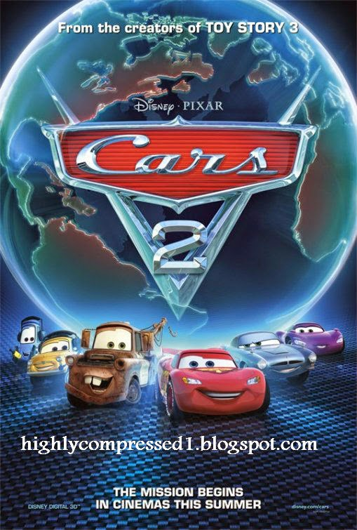 Download Highly Compressed Games Movies Software Cars 2 2011